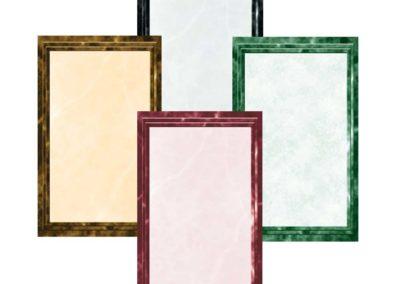Border Menu Paper 151