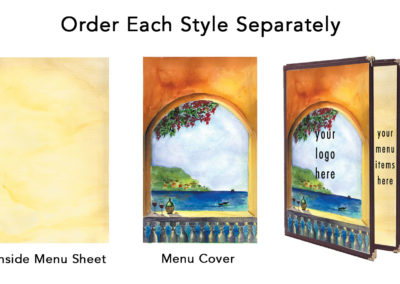 Theme Menu Paper Style 192